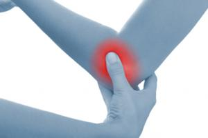 Medial Elbow Pain Symptoms