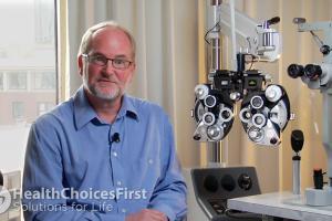 Elderly Eye Syndromes