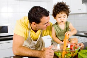 Parenting - Fussy Eaters