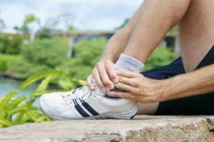 Ankle Pain and Physiotherapy