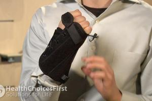Wrist Injury Braces