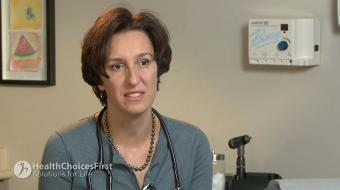 Heather Jenkins, MD, CCFP, discusses Preventing Nausea in Pregnancy Through Diet