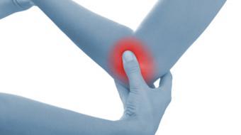 symptoms elbow pain