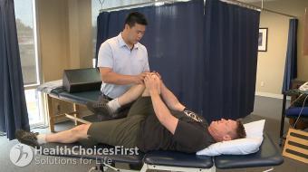 treatment lower back pain