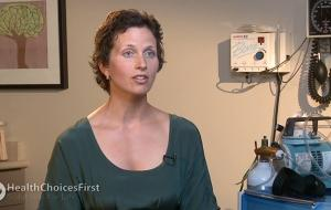 Beth Donaldson, MD,  discusses cervical cancer in women.