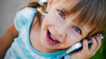 Lisa Bunnage, Parenting Coach, discusses  Children and Cell Phones - Parenting