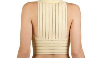 corset back posture