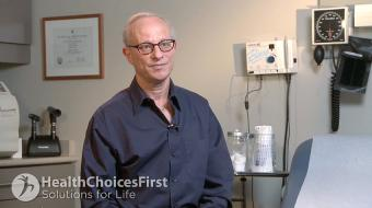 David Israel, BSc, MD, FRCPC, discusses concerns around mild acid reflux.