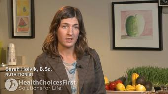 Sarah Holvik, Nutritionist, discusses Why are Anti-Inflammatory Foods Important?