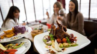 Lauren K. Williams, M.S., Registered Dietician, discusses dining choices for celiac disease.