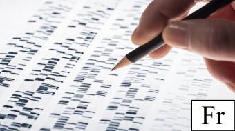 dna genetic testing fr
