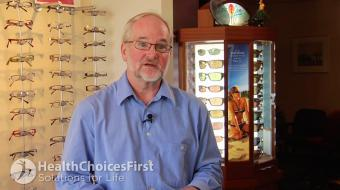Dr David Mitchell, OD, discusses why adults and kids should use sunglasses.