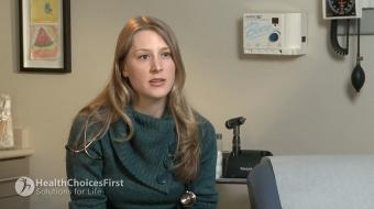 Dr. Elise Balaisis, MD, family physician, discusses the risks of using forceps during delivery.