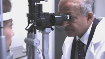 Dr. Amit Gupta, MD, FACS, Ophthalmologist, talks about how important getting regular eye exams is if you have diabetes.