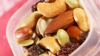 Diana Steele, BSc, RD, discusses what foods to eat during workouts.