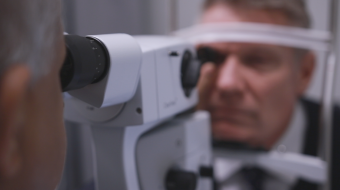 Dr. Amit Gupta, MD, FACS, Ophthalmologist, talks about the risks to vision if diabetic retinopathy is not treated and well controlled.