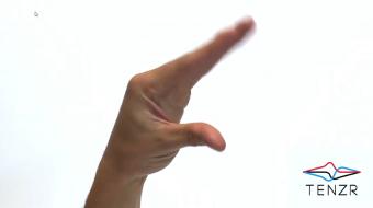 Near Knuckle Flex - Hand Exercise