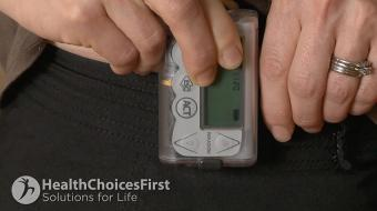 Cecilia Hamming, RN, BA., Medtronic CPT, discusses Advantages of an Insulin Pump and How Can They Help
