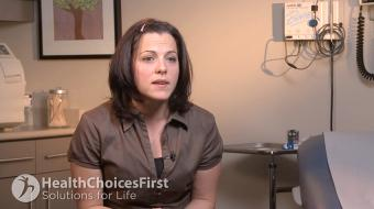 Cecilia Hamming, RN, BA., Medtronic CPT, discusses the health benefits with insulin pumps.