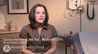 Cecilia Hamming, RN, BA., Medtronic CPT, discusses who should consider an insulin pump.