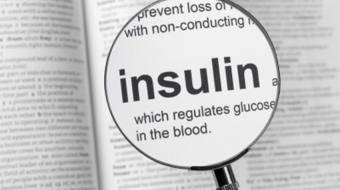insulin highlighted