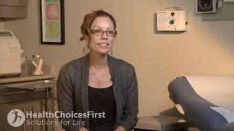 Larissa Roux, MD FRCP Dip Sport Med, MPH, PhD, discusses Cycling and ITB Syndrome Injuries.