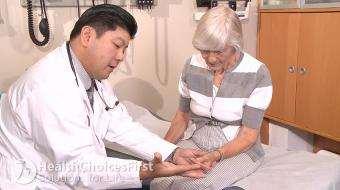 Dr. John Watterson, MD, FRCPC, discusses diagnosis and symptoms of osteoarthritis.