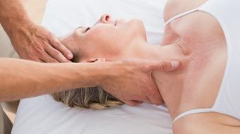 massage therapy neck