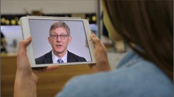 patient video conferencing