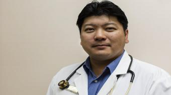 Dr. Daniel Ngui,  BSc, (P.T.), MD, CFPC, FCFP,  Family Physician, discusses the role of family medicine.