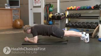 Core Stomach Exercises for Cardiac Recovery