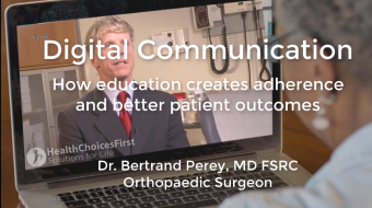 screenshot how digital communication can improve patient outcomes