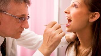 Dr. Egidius Stockenstrom discusses sore throat symptoms and treatments.