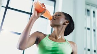 sports hydration nutrition