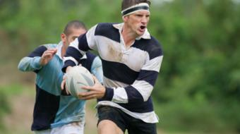 Dr. Jeffrey Norden, DDS, discusses traumatic rugby injuries.