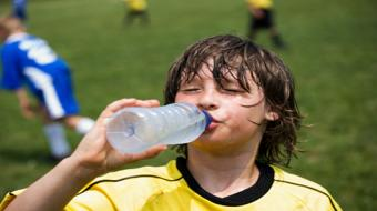 Lauren K. Williams, M.S., Registered Dietitian, discusses the importance of hydration in sports.