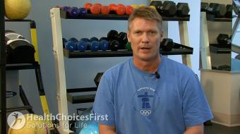 Jackson Sayers, B.Sc. (Kinesiology), discusses stretching philosophy in exercise.