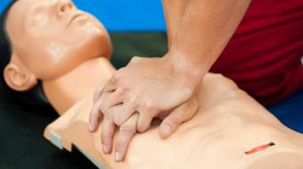 Dr. Tony Taylor, MD, EMBA, discusses CPR (cardiopulmonary resuscitation).