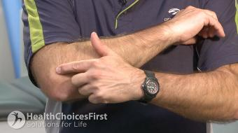Dr. Bert Perey, MD, FRCPC, Orthopedic Surgeon, discusses Tennis Elbow Surgery Success Rates