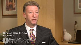Thomas O'Neill, FCA, discusses term life insurance.