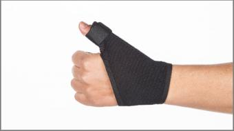 Dr. Bertrand Perey, MD, FSRC, Orthopaedic Surgeon, talks about thumb arthritis and the various treatment options available