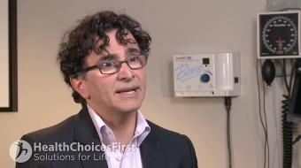 Dr. Kam Shojania, MD FRCPC, Rheumatologist, discusses ankylosing spondylitis treatment.