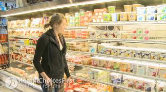 Ashley Charlebois, RD, discusses What is Lactose Intolerance.
