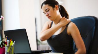 Neck Pain & Workstation Pain and Posture