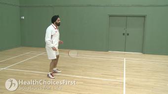 wristinjury badminton