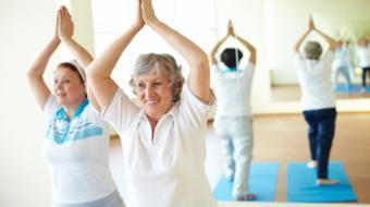 Ms. Rachel Wainwright, Professeur de yoga, parle du Yoga pour le stress et l'anxiété.