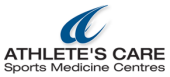 - Athlete's Care Sports Medicine Centres