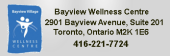 Bayview Villiage Wellness & Chiropractic Clinic