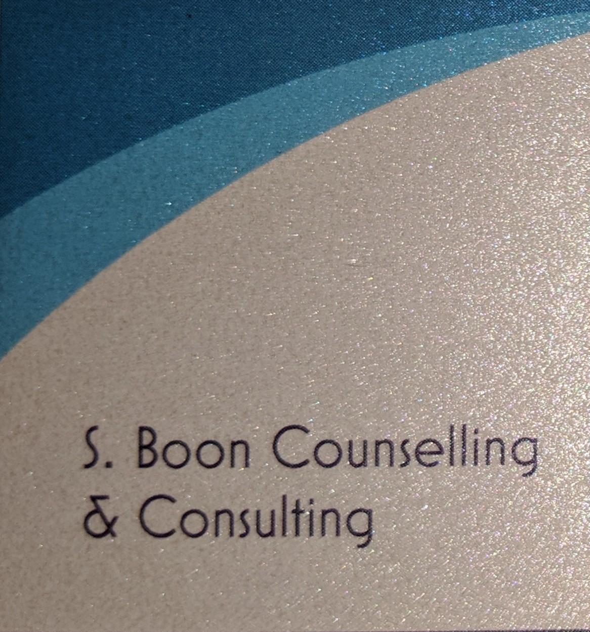 S.Boon Counselling and Consulting