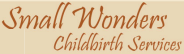 Small Wonders Childbirth Services